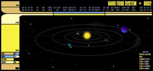 Stellar Cartography, Baro Foro System