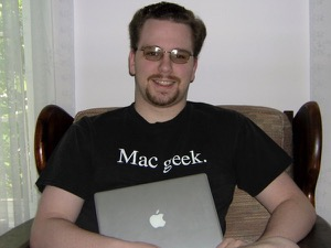 Me and My PowerBook (ca. Spring 2006)
