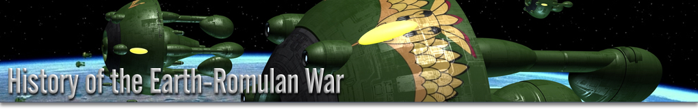 History 162: The Earth-Romulan War