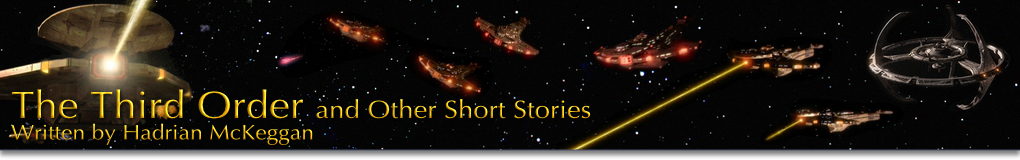 The Third Order and Other Short Stories by Hadrian McKeggan