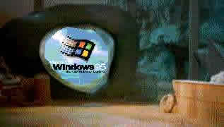 Guardian of Forever runs Windows 98!