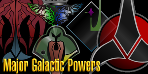 Major Galactic Powers