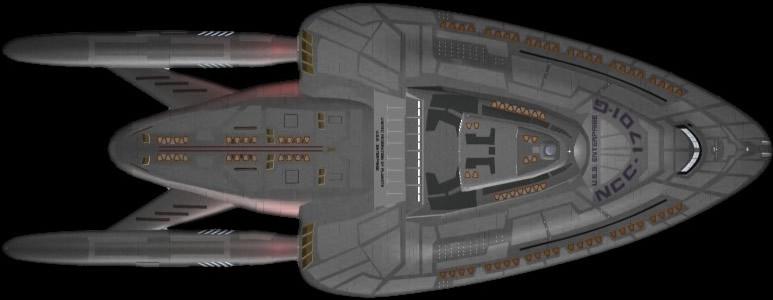 Star Trek: Renaissance Technical Manual, Section 1 » Star ...